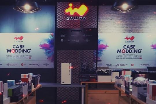 2018 In Win Mod in Taiwan 2.0